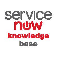 ServiceNow KB